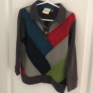 Brand new toddler boy sweater golf shirt